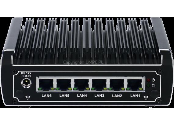 Komputer serwerowy LAN VPN DHCP Firewall - Fibre SVR L6