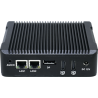 Mini komputer LAN Gigabit HDMI DP - Silent C1A