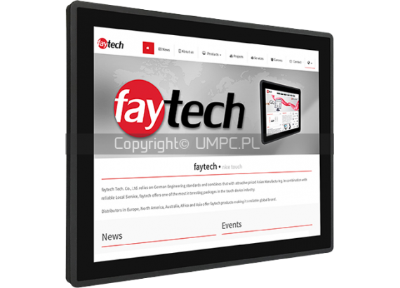 monitor dotykowy 19 cali - Faytech FT19TMBCAP