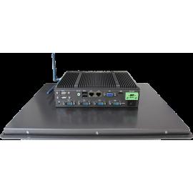 Przemysłowy komputer panelowy 12V 24V - SilverTouch P170T