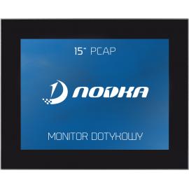 Panel pojemnościowy PCAP 15 cali - NODKA PANEL5000-C151
