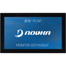 Dotykowy panel FULL HD 21.5 do zabudowy - NODKA PANEL5000-C2151W