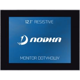 Oporowy panel dotykowy 12 cali do zabudowy - NODKA PANEL5000-D121