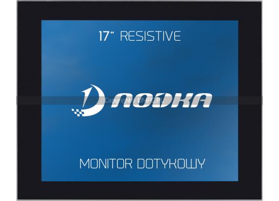 Monitor dotykowy 17 cali do pracy - NODKA PANEL5000-D171