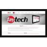 Ekran do zabudowy 43 cale PCAP dotyk - Faytech FT43HDKTMCAPHBOB