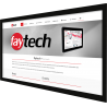 Wieświetlacz dotykowy zabudowa IP65 - Faytech FT55TMCAPHDKHBOB
