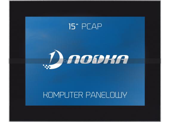 15 cali komputer przemysłowy z dotykiem i5 i7 - NODKA TPC6000-C153