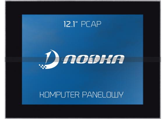 Komputer Panel PC 12 cali i5 i7 bez wentylatorów - NODKA TPC6000-C123