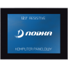 Pasywny komputer 12 cali z dotykiem dla przemysłu - NODKA TPC6000-D123