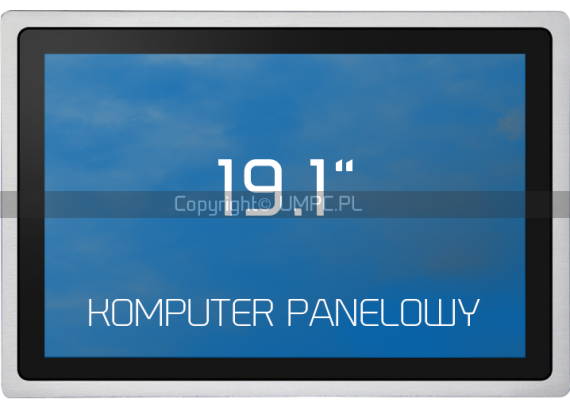 Komputer all in one 19 cali z windows lub linux - Panelity P191G2