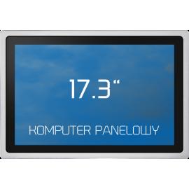 Komputer panelowy 17.3 calowy z odpornością IP65 - Panelity P173G2