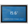 Komputer panelowy z przemysłowym ekranem IP65 - Panelity P156G2