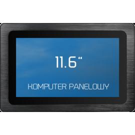 Komputer panelowy FULL HD odporny - Panelity P116G2