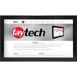 Panel PC z androidem przemysłowy - Faytech FT27V40