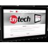 "Panel komputerowy z Androidem 21.5"" - Faytech FT215V40"