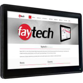 "Panel PC FULL HD Android 15.6"" - Faytech FT156V40"