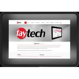 Komputer panelowy 10 cali android LAN - Faytech FT101V40