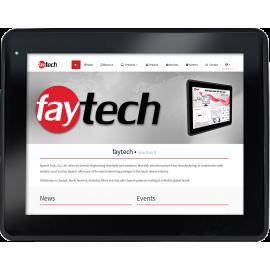 Komputer panelowy 7 cali z Androidem - Faytech FT07V40