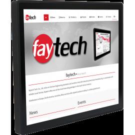 Komputer dotykowy z Androidem do przemysłu 19 cali - Faytech FT19V40