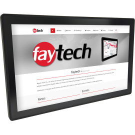 Komputer panelowy 27 cali full hd - Faytech FT27N4200CAPOB