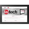 Komputery dotykowy 19 calowy z Windows 10 - Faytech FT19N3350RES