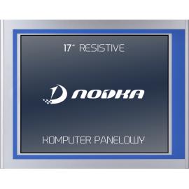 Przemysłowy komputer panelowy 17 cali Windows - NODKA TPC6000-A173
