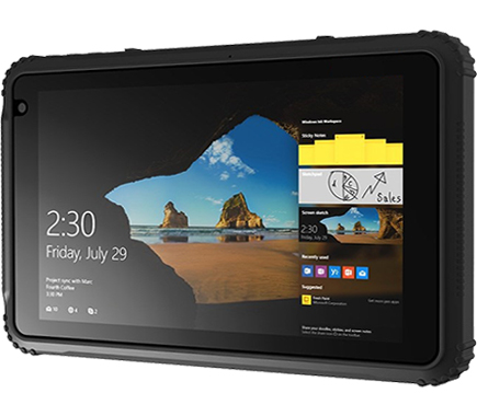 Tablet IP65 Windows 10 cali - Emdoor EM-I18H