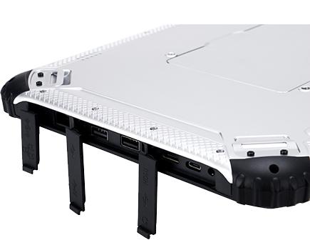 Tablet z RS232 USB RS485 LAN i HDMI - Emdoor EM-I22H