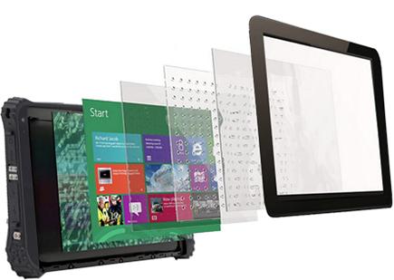 Tablet EM-I86 z wbudowanym 3G GPS WIFI