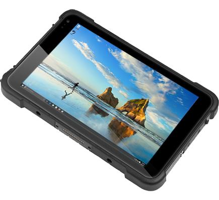 tablet z czytnikiem kodów kreskowych - EMDOOR EM-I86H