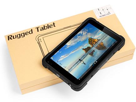 Tablet odporny z rfid i czytnikiem kodów kreskowych - Emdoor EM-I86H