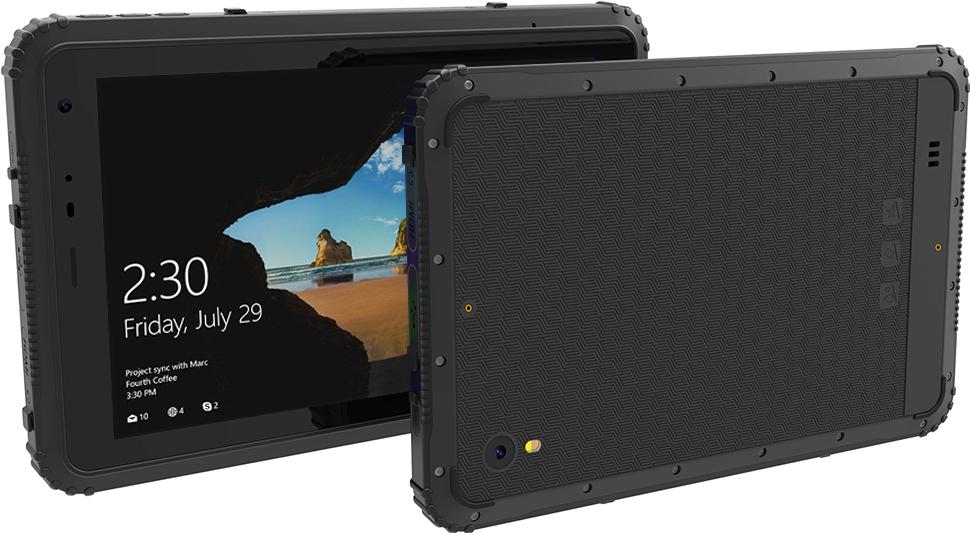 Tablet przemysłowy NFC RFID HF 3G - Emdoor EM-I88H