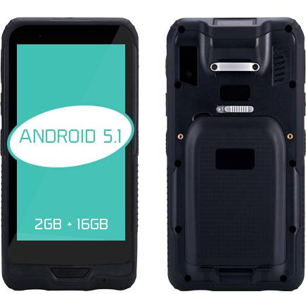 terminal mobilny z androidem - emdoor em-q62