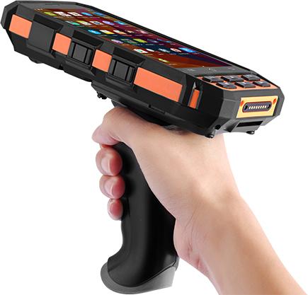 kolektor danych pistolet czytnik kodów kreskowych - Handheld GUNNER