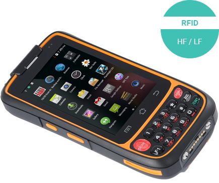 Kolektor danych RFID LF RFID HF znakowanie zwierząt narzędzi - Handheld H942