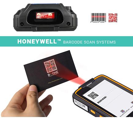 Wbudowany czytnik kodów kreskowych 1D Laser 2D CMOS - Handheld H942