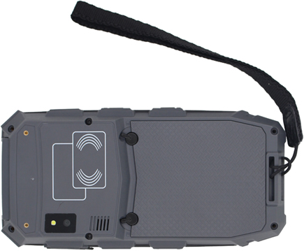 terminal danych android 5 cali - Handheld VITAL