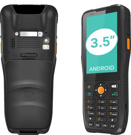 Jepower HT380K - Kolektor danych z androidem