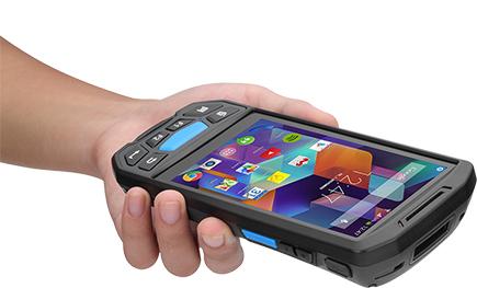 RFID UHF kolektor danych Android  - Lecom U9000