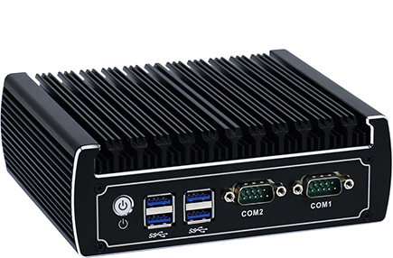 bezwentylatorowy komputer rs232 COM - Fibre OXY M2