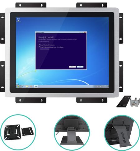 Komputer panelowy 12 WIFI openframe - Panelity ALU-P12
