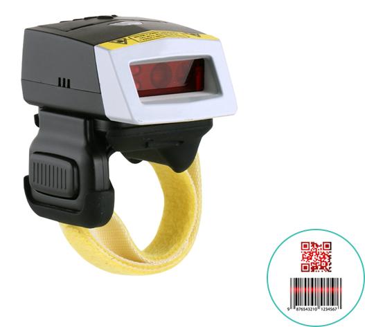 Postech UL-FS03 - mobilny czytnik kodów kreskowych na palec