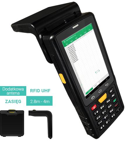 Kolektor danych RFID UHF Long Range - Senter ST908W