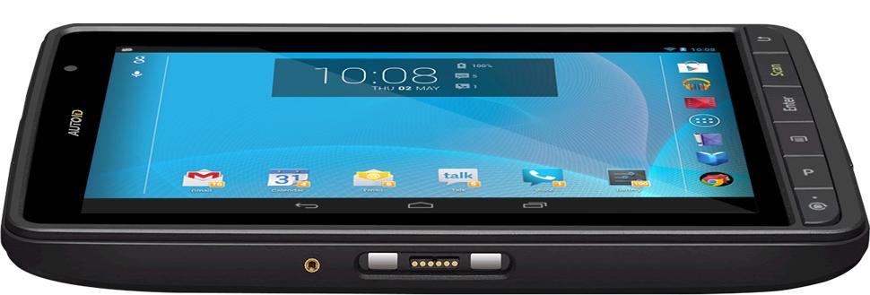 Tablet z NFC RFID HF przemysłowy - Seuic AUTOID PAD