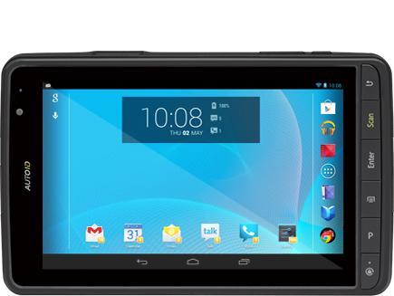 Wzmocniony tablet z Android 5.1 - Seuic AUTOID PAD