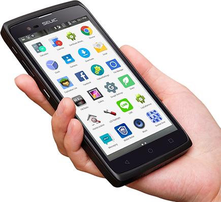 Kolektor danych FULL HD Android - Seuic CRUISER 1