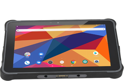 Tablet rugged z androidem i czytnikiem kodów kreskowych - Swell T11