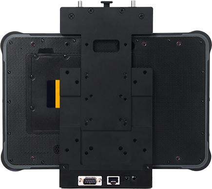 Uchwyt samochodowy z zasilaniem LAN RJ45 - Swell T11